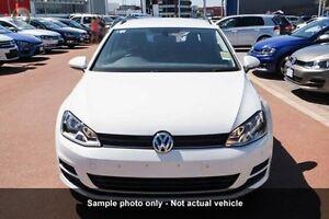 2016 Volkswagen Golf VII MY16 White 7 Speed Sports Automatic Dual Clutch Wagon Frankston Frankston Area Preview