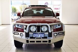 2012 Jeep Grand Cherokee WK MY12 Laredo (4x4) Red 5 Speed Automatic Wagon Morley Bayswater Area Preview