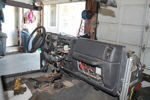 0 IIIIII 0    Several Jeep TJ dashes for sale.   0 IIIII 0