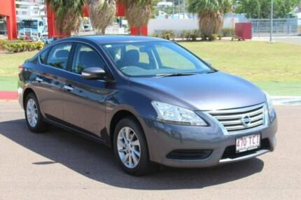 2012 Nissan Pulsar B17 ST Grey 6 Speed Manual Sedan Townsville Townsville City Preview
