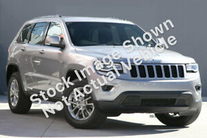 2013 Jeep Grand Cherokee WK MY2014 Laredo Billet Silver 8 Speed Sports Automatic Wagon Mount Pleasant Mackay City Preview