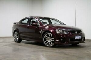 2012 Holden Commodore VE II MY12.5 SS Z Series Alchemy 6 Speed Manual Sedan Welshpool Canning Area Preview