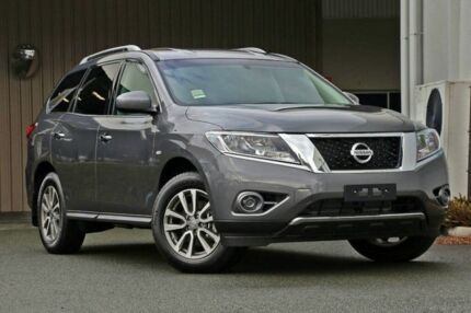 2015 Nissan Pathfinder R52 MY15 ST (4x2) Gun Metallic 0 Speed Continuous Variable Wagon Beaudesert Ipswich South Preview