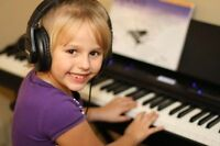Piano Lessons at Music Workshop - Victoria Ave. at Waterloo.