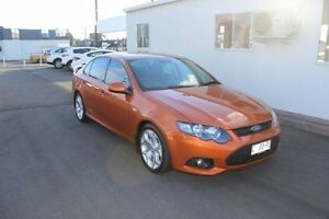 2012 Ford Falcon FG MkII XR6 Orange 6 Speed Sports Automatic Sedan Devonport Devonport Area Preview