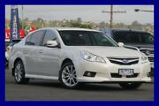 2011 Subaru Liberty B5 MY11 2.5i Lineartronic AWD Premium Satin Pearl 6 Speed Constant Variable Lilydale Yarra Ranges Preview