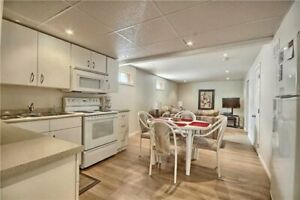 Beautifully Renovated Basement Home in the Heart of Bradford