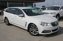 2013 Holden Calais VF MY14 Sportwagon White 6 Speed Sports Automatic Wagon Wangara Wanneroo Area Preview