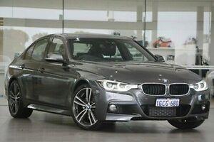 2016 BMW 318I F30 LCI M Sport Grey 8 Speed Sports Automatic Sedan Wangara Wanneroo Area Preview