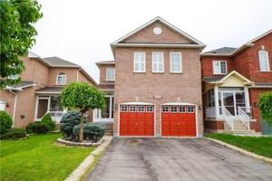 4 Bed / 3 Bath Detached Home For Sale In Meadowvale Village