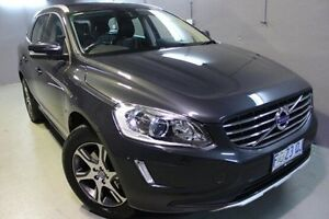 2015 Volvo XC60 DZ MY15 D5 Geartronic AWD Luxury Grey 6 Speed Sports Automatic Wagon Invermay Launceston Area Preview