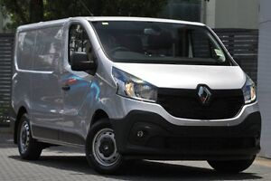 2016 Renault Trafic X82 103KW Low Roof SWB Mercury 6 Speed Manual Van Artarmon Willoughby Area Preview