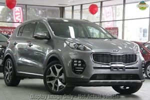 2016 Kia Sportage QL Platinum (AWD) Mineral Silver 6 Speed Automatic Wagon Mount Gravatt Brisbane South East Preview