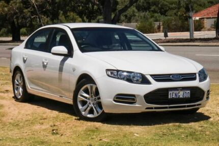 2014 Ford Falcon FG MkII XT Winter White 6 Speed Sports Automatic Sedan Wangara Wanneroo Area Preview