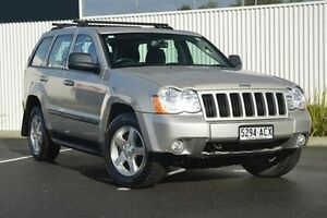 2008 Jeep Grand Cherokee Grey Automatic Wagon Nailsworth Prospect Area Preview