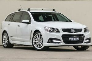2014 Holden Commodore White Sports Automatic Wagon Vermont Whitehorse Area Preview