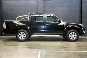 2010 Ford Ranger PK XLT Crew Cab Black 5 Speed Automatic Utility
