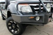 2011 Ford Ranger PX XLT Double Cab Grey 6 Speed Manual Utility Kippa-ring Redcliffe Area Preview