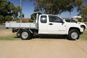 2011 Holden Colorado RC MY11 LX Space Cab White 5 Speed Manual Cab Chassis Wangara Wanneroo Area Preview