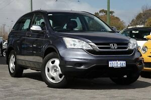 2010 Honda CR-V RE MY2010 4WD Grey 6 Speed Manual Wagon Osborne Park Stirling Area Preview