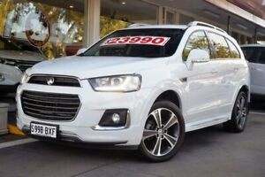 2017 Holden Captiva CG MY18 LTZ AWD White 6 Speed Sports Automatic Wagon Somerton Park Holdfast Bay Preview