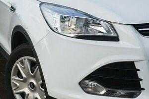 2015 Ford Kuga TF MY15 Ambiente 2WD White 6 Speed Sports Automatic Wagon Bunbury Bunbury Area Preview