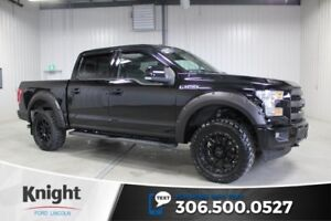 2017 Ford F-150 Lariat Sport Navigation, Moon Roof