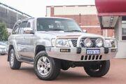 2007 Nissan Patrol GU 5 MY07 ST Silver 4 Speed Automatic Wagon Fremantle Fremantle Area Preview