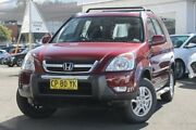 2003 Honda CR-V RD MY2003 Sport 4WD Red 4 Speed Automatic Wagon Brookvale Manly Area Preview
