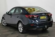 2015 Mazda 3 BM5238 SP25 SKYACTIV-Drive GT Blue 6 Speed Sports Automatic Sedan Seven Hills Blacktown Area Preview