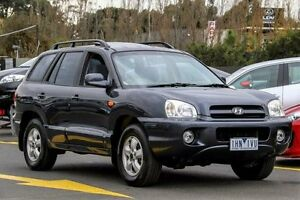 2004 Hyundai Santa Fe SM MY04 GLS Grey 4 Speed Sports Automatic Wagon Ringwood East Maroondah Area Preview