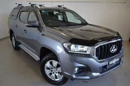 2017 LDV T60 SK8C PRO Grey 6 Speed Sports Automatic Utility Wagga Wagga Wagga Wagga City Preview