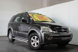 2005 Kia Sorento BL 05 Upgrade Black 5 Speed Tiptronic Wagon Underwood Logan Area Preview
