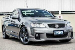 2011 Holden Commodore VE II SS Thunder Grey 6 Speed Manual Utility Cannington Canning Area Preview