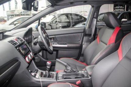 2017 Subaru WRX V1 MY17 Premium AWD Blue 6 Speed Manual Sedan