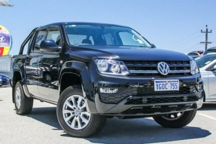 2018 Volkswagen Amarok 2H MY18 TDI420 4MOTION Perm Core Plus Black 8 Speed Automatic Utility Myaree Melville Area Preview