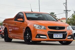 2013 Holden Ute VF SS-V Redline Fantale 6 Speed Automatic Utility Victoria Park Victoria Park Area Preview