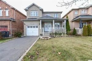 """""""3 BR 4 WR Detached in  Brampton, near Queenmary/ Sandlewood are"""