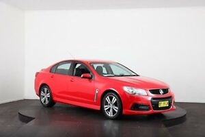 2014 Holden Commodore VF SV6 Red 6 Speed Automatic Sedan Mulgrave Hawkesbury Area Preview