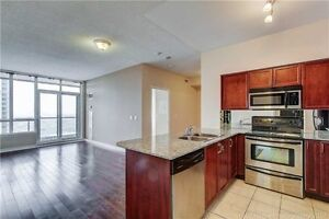 Luxury Condo Unit W/ Beautiful View From The Balcony! A MUST SEE