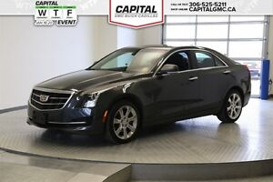2016 Cadillac ATS Sedan Luxury Collection AWD*Remote Start - Hea