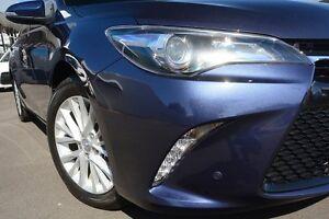 2015 Toyota Camry AVV50R Atara SL Indigo 1 Speed Constant Variable Sedan Glendalough Stirling Area Preview