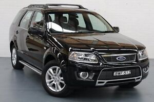 2011 Ford Territory SY Mkii TS RWD Limited Edition Black 4 Speed Sports Automatic Wagon Telarah Maitland Area Preview