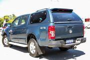 2012 Holden Colorado RG MY13 LX Crew Cab Blue 5 Speed Manual Utility Maddington Gosnells Area Preview