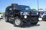 2009 Hummer H2 Black 4 Speed Automatic Wagon Victoria Park Victoria Park Area Preview