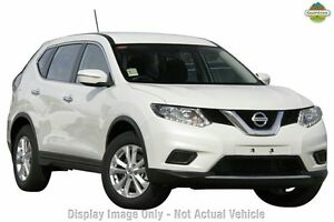 2016 Nissan X-Trail T32 ST X-tronic 2WD Ivory Pearl 7 Speed Constant Variable Wagon Wangara Wanneroo Area Preview