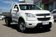 2012 Holden Colorado RG MY13 LX White 5 Speed Manual Cab Chassis Myaree Melville Area Preview