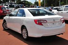 2014 Toyota Camry ASV50R Altise White 6 Speed Sports Automatic Sedan Balcatta Stirling Area Preview