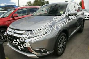 2018 Mitsubishi Outlander ZL MY18.5 LS 2WD Grey 6 Speed Constant Variable Wagon South Gladstone Gladstone City Preview
