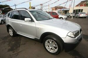 2004 BMW X3 E83 MY05 Steptronic Silver 5 Speed Sports Automatic Wagon Kingsville Maribyrnong Area Preview